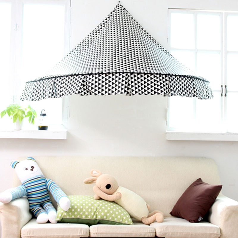 High quality Half Moon  Princess mosquito net princess  student mosquito for Bed Sofa Childrens Play Room Game House <br><br>Aliexpress