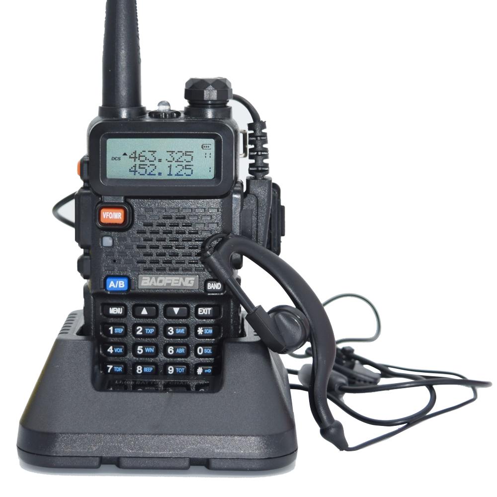 BAOFENG UV-5R Walkie Talkie Portable Ham Radio Dual Band VHF/UHF 136-174/400-480MHz HF Transceiver Two Way Radio(China (Mainland))