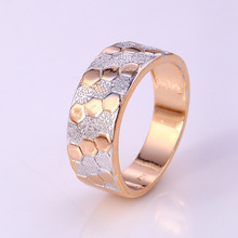 Xuping Fashion Ring Multicolor Gold Plated American Style Top Quality Brand Jewelry Gift  For Women Wedding Promotion S23-12186(China (Mainland))
