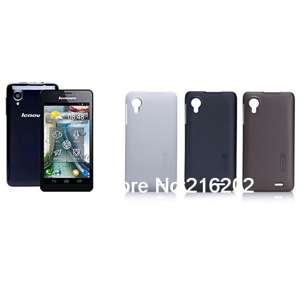 Quality products super frosted shield hard case for Lenovo A800(China (Mainland))