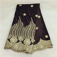 Velvet lace fabric ,African Lace sequins! xx-16L - Guangzhou tesco lace/shoes/wax shop store