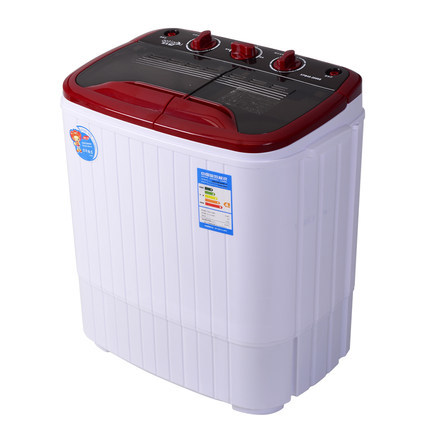 Freeshipping 230w power washer can wash 4kg clothes + 130w power 2kg dryer twin tub top loading wahser&dryer Semi automatic(China (Mainland))