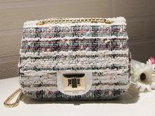 Сумка Сумки  от Welome to Miss crystalhe'shop! для женщины, материал Джинсовая ткань артикул 32321423898