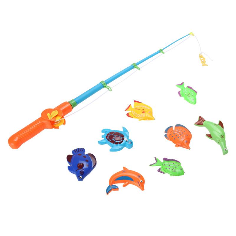 игрушечные рыбки для рыбалки