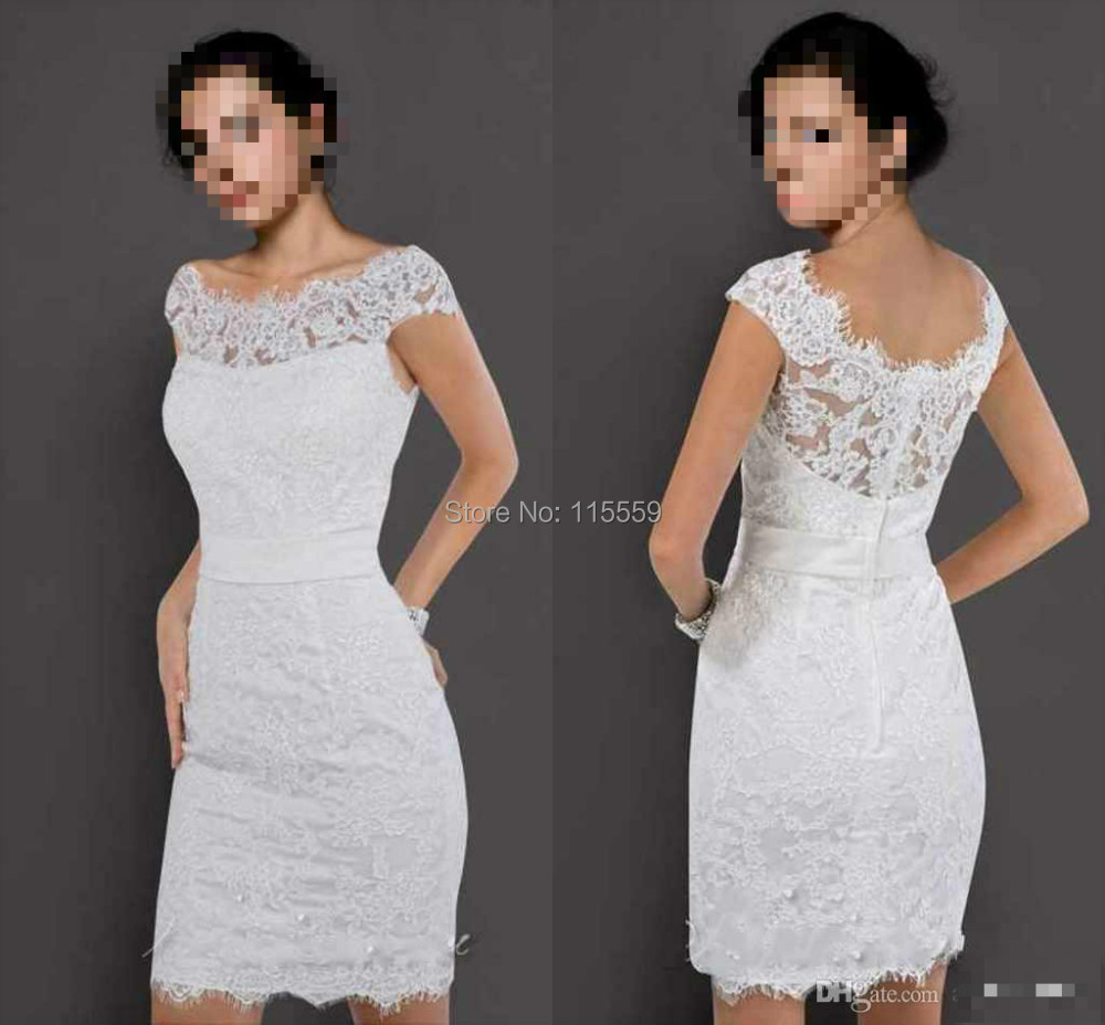 Short Wedding Dress Patterns