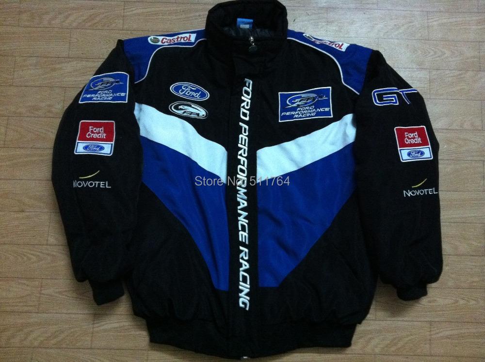 Ford Racing Jackets Racing Jackets Motorcycle