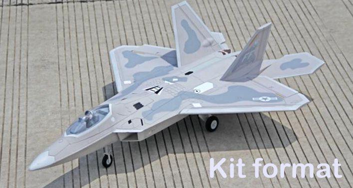 Jet Model Kits Kit Format Jet Plane Epo