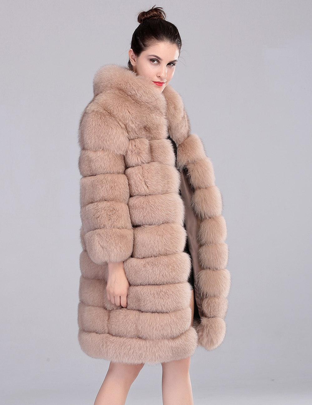 Popular natural fur coats women of Good Quality and at Affordable Prices You can Buy on AliExpress. We believe in helping you find the product that is right for you. AliExpress carries wide variety of products, so you can find just what you're looking for – and maybe something you .