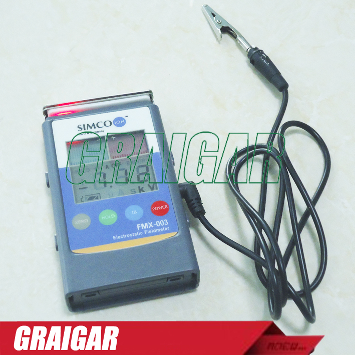 New edition hand-held Electrostatic Field meter SIMCO FMX-003 (New) electrostatic tester<br><br>Aliexpress