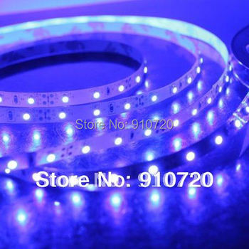 Christmas Light+3528 60LED/m DC 12V  20W Waterproof Color Strip Light +Mail Free