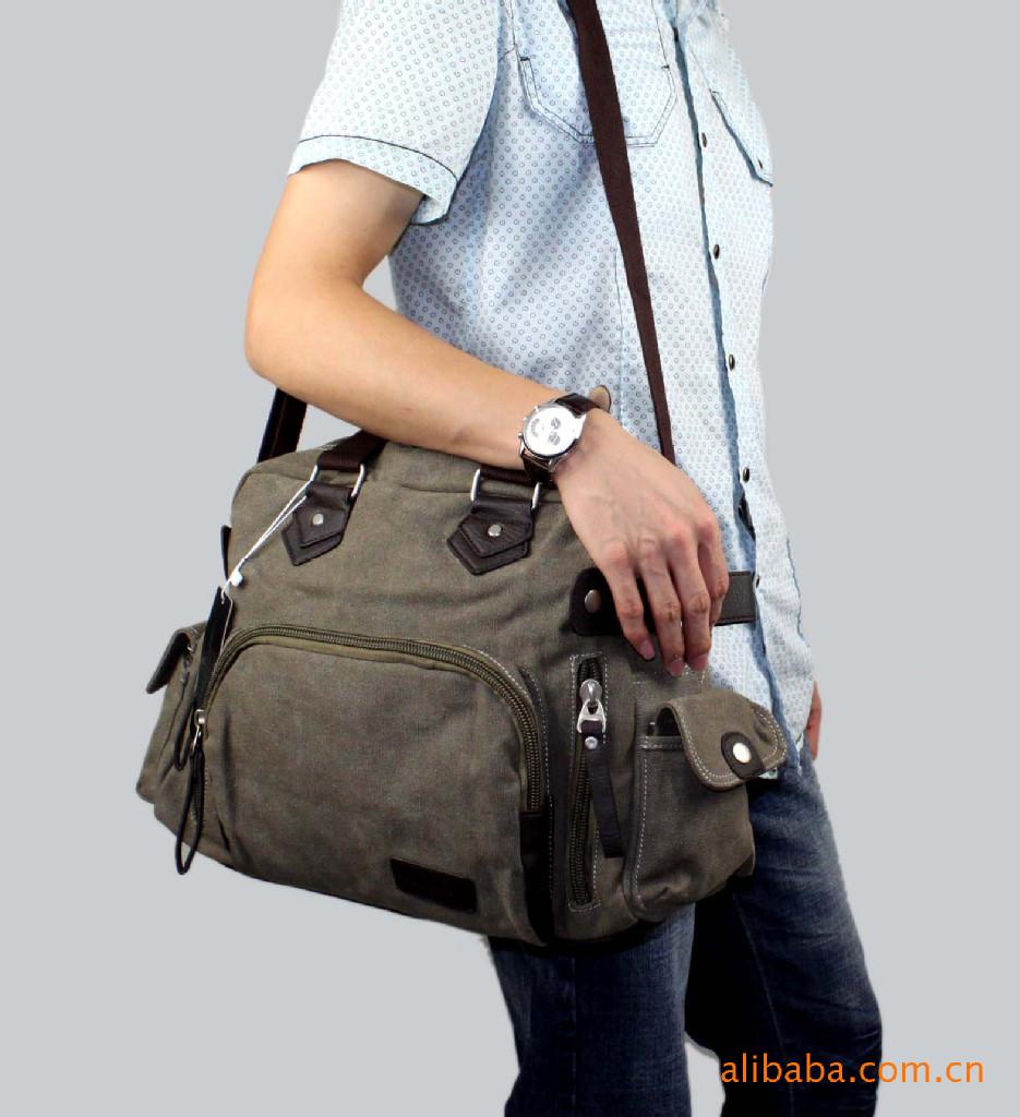 men's travel bags men messenger bags large canvas handbag sport bag shoulder casual school bags bolsas femininas(China (Mainland))