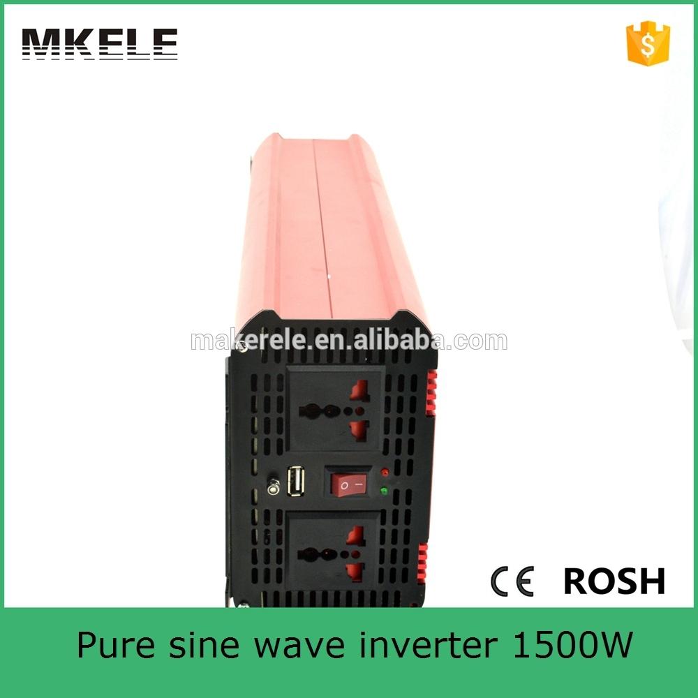 MKP1500-481R dc ac pure sine wave power inverter 48v 110v solar inverter without battery,1500 w inverter for home<br><br>Aliexpress