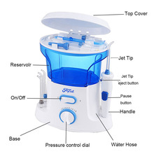 Dental Care Teeth CleaneDental Flosser Destroy Bacteria Power Water Jet Oral Hygiene Family Pack Oral Care Irrigator Series(China (Mainland))