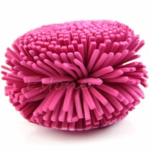 Loofah Soft EVA Shower Sponge Puff Ball