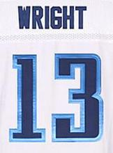 Men's 8 Marcus Mariota 29 DeMarco Murray 82 DELANIE WALKER 27 EDDIE GEORGE 13 KENDALL WRIGHT Dark blue blue white elite jerseys(China (Mainland))
