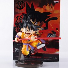 Dragonball Dragon ball anime World a budo Juvenile period sun wukong Anime models toys hobbies action toy figures anime games
