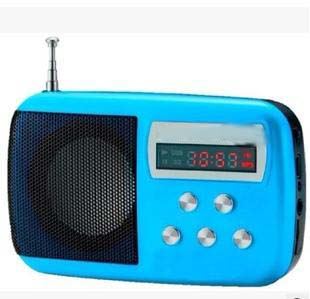 small and light portable radio with high quality vintage. Black Bedroom Furniture Sets. Home Design Ideas