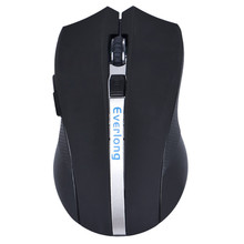 Factory price 2.4G 2000DPI Optical Mini Wireless Mouse Mice For Laptop PC160829(China (Mainland))