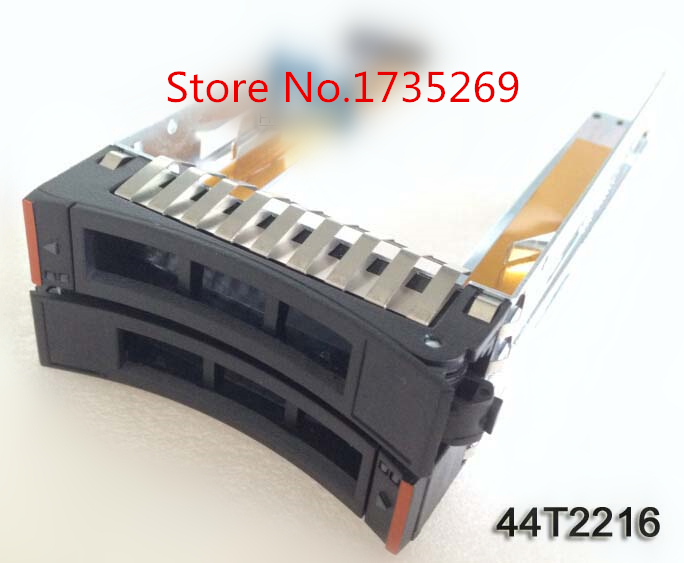 New 2.5'' 44T2216 SAS SATA Hard Disk Drive Tray Caddy Sled ProLiant For IBM M3 M4  whole sale