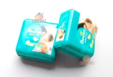 Free Shipping~1pcs diaper Kids Toy Miniature Dollhouse Re-ment 1:6 diaper nappy Toy Figure Dolls Acceseries (China (Mainland))