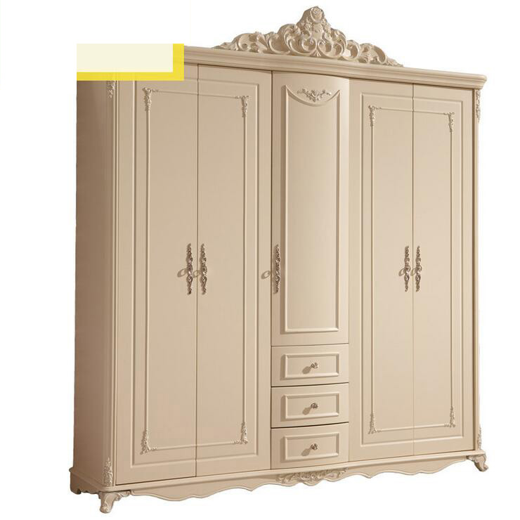 Five door wardrobe modern european whole wardrobe french for European french doors