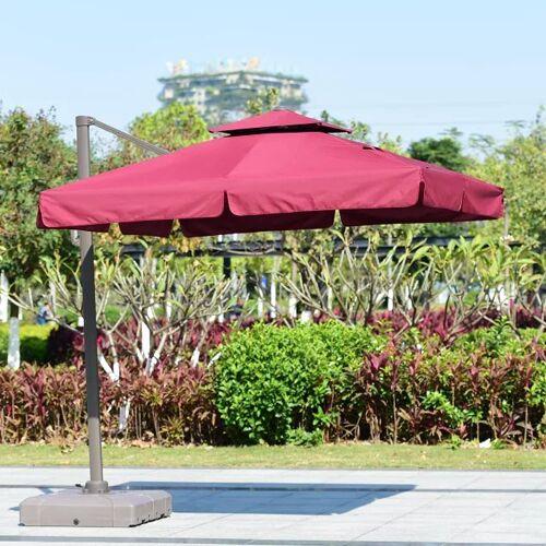 Outdoor umbrellas umbrella booth Rome patio advertising customized 3 m<br><br>Aliexpress