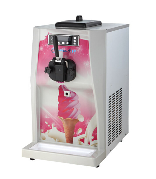 7.2L Desktop  commercial soft Ice cream machine, 28-32L/H ice cream maker<br><br>Aliexpress