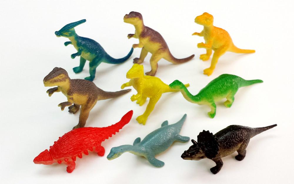 Подарок ребенку с динозаврами 277