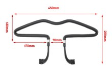 Best selling Car Auto Seat Headrest Clothes Coat Suit Pattern Driver Passenger Vehicle Hanger Free Shipping(China (Mainland))