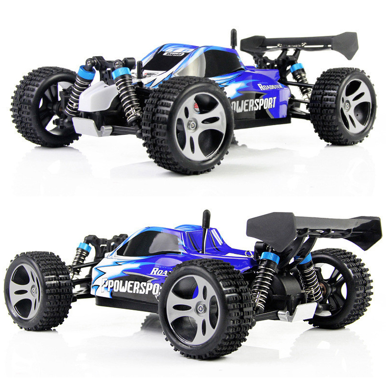 WLtoys A959 Electric Rc Cars 4WD Shaft Drive Trucks High Speed Radio Control Rc Monster truck,Super Power Ready to Run