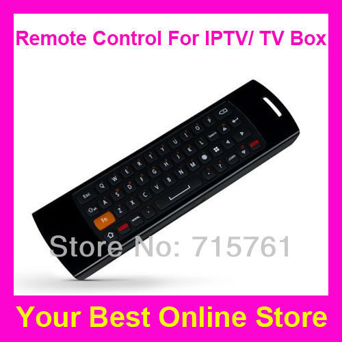 10pcs/lot Hot Melo F10 Fly air mouse wireless keyboard Remote Controll For Android TV Set Top Box (HTPC)