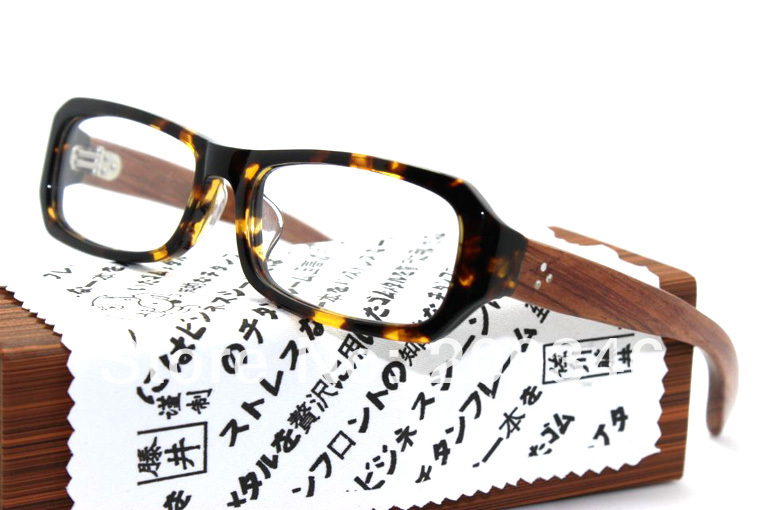 Wood Frame Safety Glasses : 6pcs-Fashion-Designer-Glasses-Frames-Men-Eyewear-Women ...