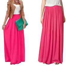 Womens long maxi skirts online shopping-the world largest womens ...