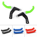 1 Pair Brake handle silicone sleeve mountain road bike dead fly universal type brake lever protection