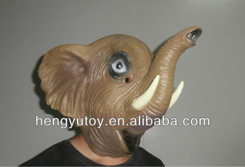 festa jardim zoologico:Elephant Mask Costume