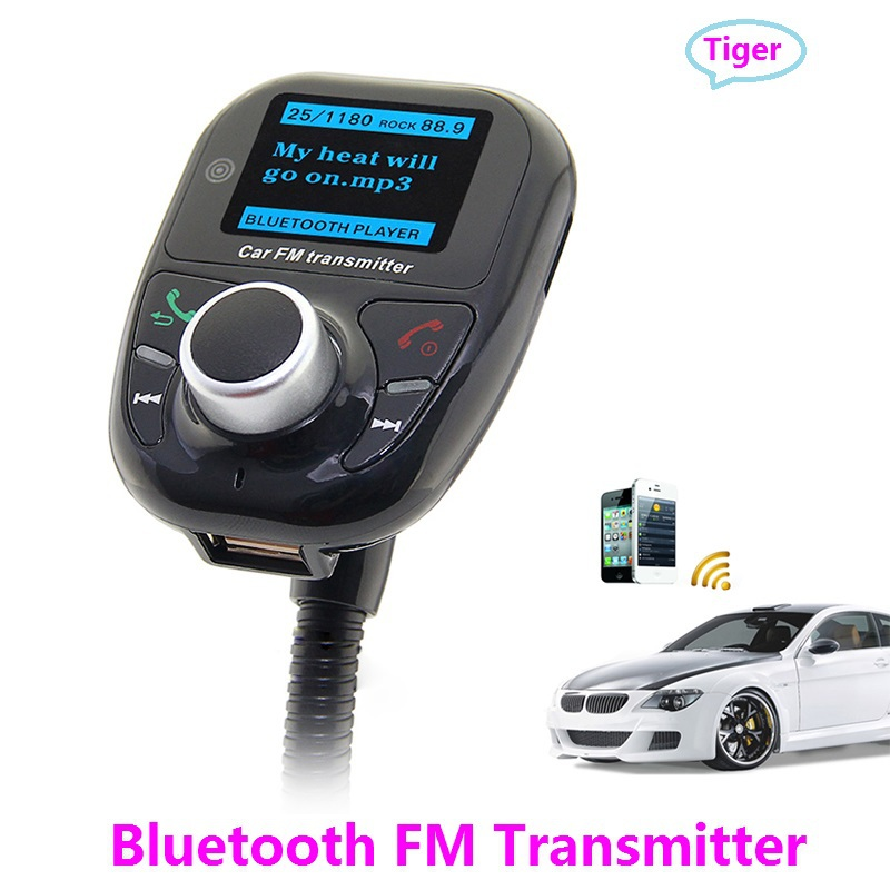 fm transmitter bluetooth handsfree car kit mp3 bt002 music. Black Bedroom Furniture Sets. Home Design Ideas