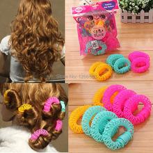 Fashion Korean Convenient Hair Curler Hair Tools Hair Styling Tools,Hair Accessories for Women(China (Mainland))