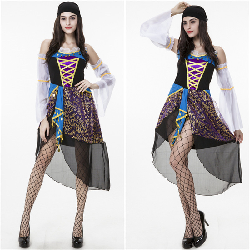Gypsy clothing for women