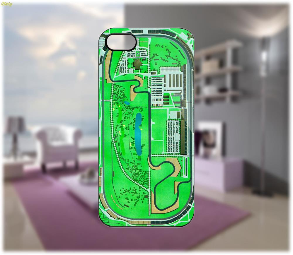 Indianapolis Circuit Motor Speedway custom cheap mobile phone case for Apple iPhone 4 4s 5 5s 5c 6 6s plus(China (Mainland))