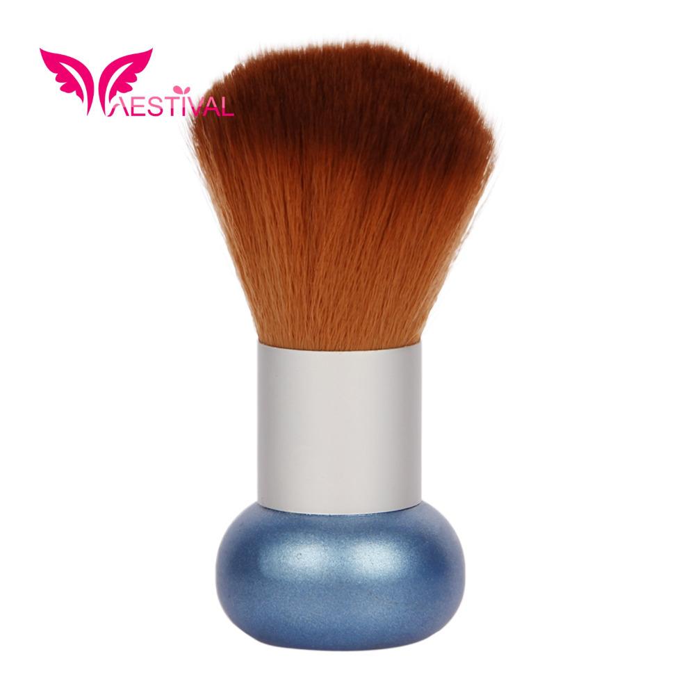 Xaestival Professional Kabuki Brush Blush Brush Makeup Blusher Powder Foundation Tool Free Shipping(China (Mainland))