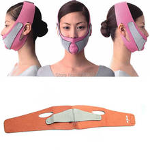High Quality Slimming Face Mask Shaping Cheek Uplift Slim Chin Face Belt Bandage Health Care Weight Loss Products Massage JFCgtB