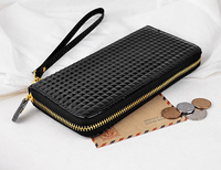 Кошелек Women wallets PU Clouth Lady Purse