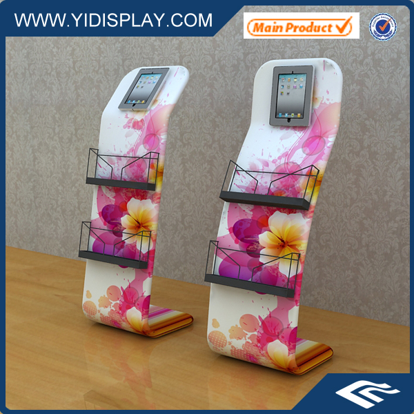 A4 Promotional Display Brochure Holders for Ipad(China (Mainland))