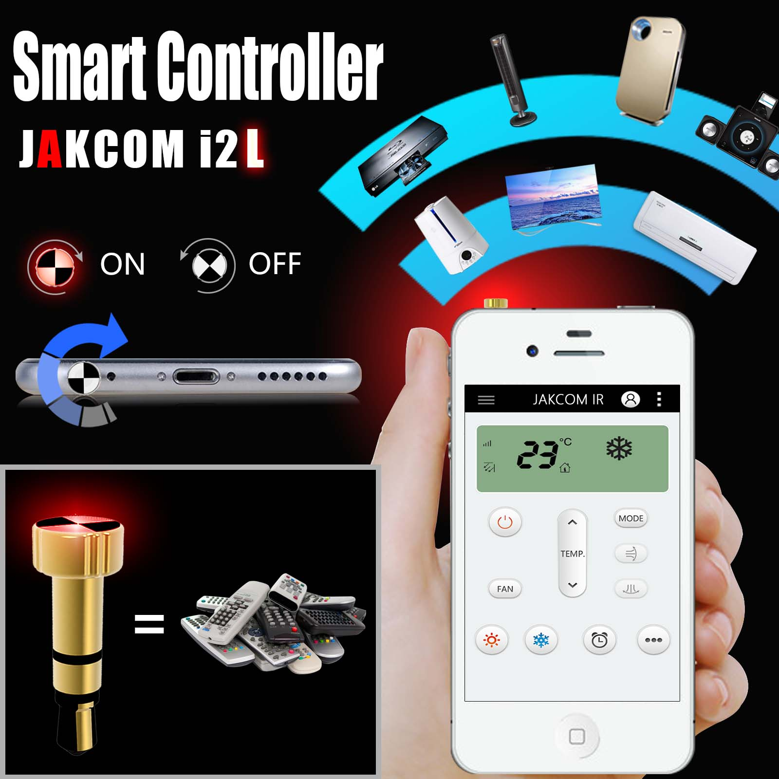 Jakcom Smart Infrared Universal Remote Control Home Telephones Voip Providers Uk Home Cordless Phones Best Home Phone Systems(China (Mainland))