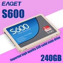 Hard Disk SATA 3.0 Solid State Drive EAGET S600-240GB SSD External Hard Drive 2.5'' Ultra Fast 7mm Hard Drive for Computer PC(China (Mainland))