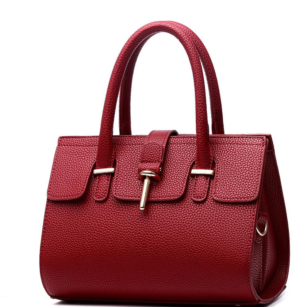 2016 fashion handbags popular women bags Messenger bag Shoulder bag crossbody bags best PU leather totes(China (Mainland))