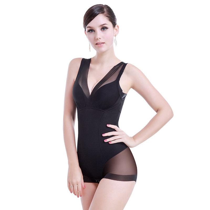 2015 New Arrival Gauze Bodysuit Shape Wear Slimming Wear ...