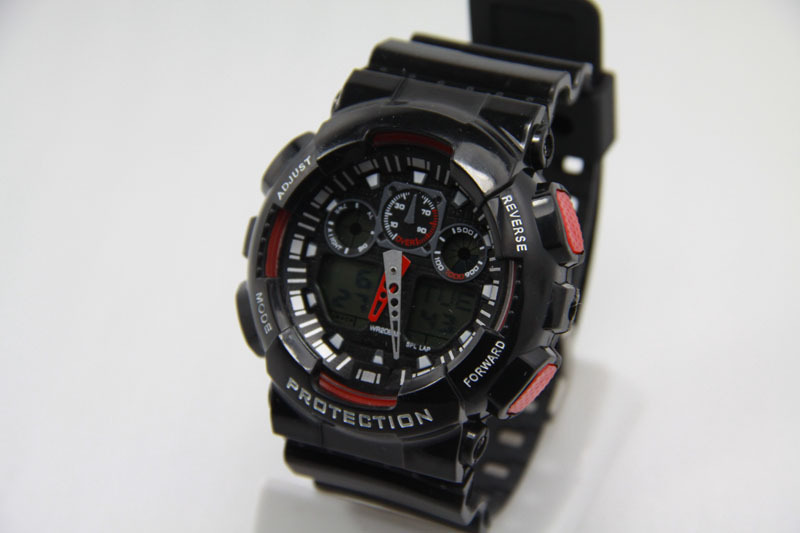 Newest Latest modelled watch,GA110 sports digital ga120 watch,2012 fashion outdoor for teenager men free shipping