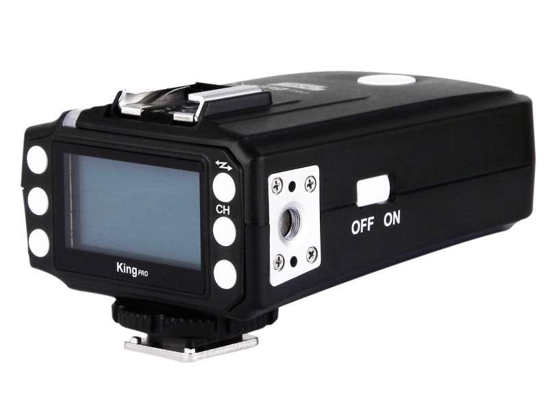 Pixel TTL Transceiver King Pro Wireless E-TTL Flash Trigger For Canon, A single emitter(China (Mainland))