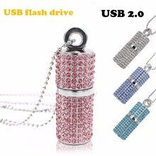 Necklace Stick Usb Flash Drive 4G,8G,16GB,32GB ,64GB USB 2.0
